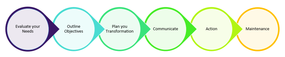 Strategy and Transformation
